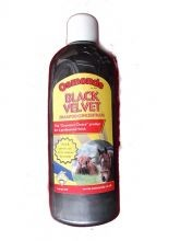 Osmonds Black Velvet Shampoo 1lt
