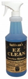 Sullivan's EZ Clean Waterless Shampoo