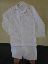 Adult's White Show Coat
