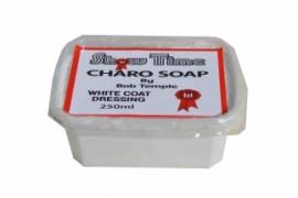 Show Time Charo Soap - White - 220ml